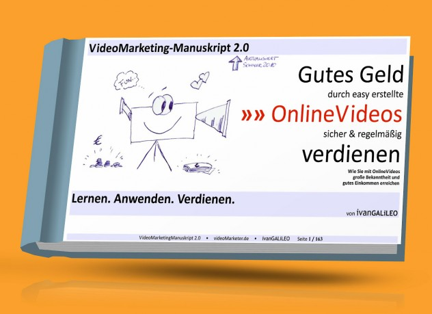 VideoMarketing Manuskript